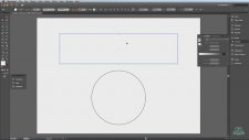 Adobe Illustrator - Renklerle Çalışmak - Gradient Paneli - Videmy