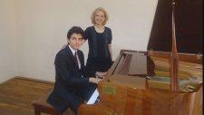 Nihavend Saz Semaisi Piyano Enstrümantal Sazsemai Erzurum Hasip Dede Makam Sazsemaisi Eseri Klasik