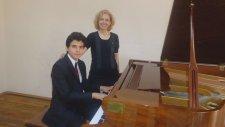 Akustik Solo Piyano Hicaz Sazsemaisi Piano Sound Saz Eseri Semaisi Semai Eserleri Melodik Fon Klasik