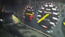 Hulk Civic 80-260km/h - İbre Devriliyor