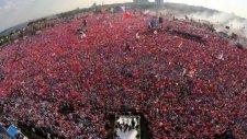 Başbakan Erdoğan İstanbul'da Helikopter Çekimi 1,5 Milyon 23.03.2014
