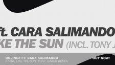 Qulinez ft. Cara Salimando - Rising Like The Sun (Tony Junior Remix)