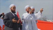 Miting Öncesi Başbakan İçin Yapılan Müthiş Dua