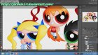 PPG: Powerpunk Girls (Speed Paint) Part 3