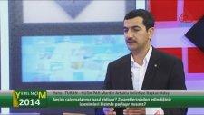 2014 Yerel Seçim - HÜDA PAR ARTUKLU BLDY. BŞK. ADY.