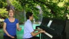 Piyano Elbistan Türkü Çamdan Sakız Akıyor Solist: Ece Kahraman Maraş Ses Alkışlar En Çok Güzel Begen