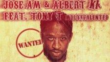 Jose AM & Albert Kick - Crazy Cowboy feat. Tony T