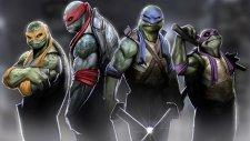 Ninja Kaplumbağalar (Türkçe Fragman)