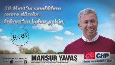 30 Mart'ta  Mansur Yavaş Gelecek Ankaraya Cemre Düşecek!