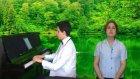 Solist: Ece Piyano Düeti Çamdan Sakız Akıyor Elbistan Kahraman Maraş Türküsü Sesleri Alkışlar Begeni