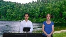 Çamdan Sakız Akıyor Türkü: Ece Piyanist Üstadı Piyano Yetenek Piyanist Çocuk Küçük Yetenekler Pıyano