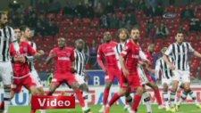Kardemir Karabükspor 1-0 Beşiktaş Maçı (Fotoğraflarla)