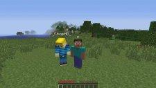 Minecraft Coop Survival - Bölüm 1 - (Ev Yapımı)