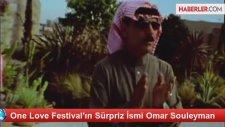 One Love Festival'ın Sürpriz İsmi Omar Souleyman