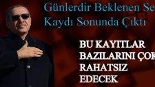 Recep Tayyip Erdoğan Ak Parti'nin İstanbul Yenikapıdaki Mitinginde Okuduğu Şiir