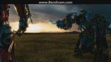 Transformers 3 Prime'lar Afrikada