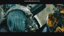 Transformers 3 Que nun Ölüm Sahnesi