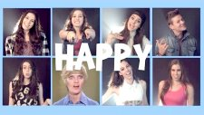 Happy - Tyler Ward & Cimorelli Cover - Pharrell Williams