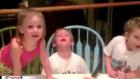 Kardeşinin Kız Olacağını Öğrenip Çıldıran Çocuk