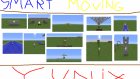 Minecraft Smart Moving Mod Tanıtımı (Yunix)