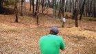 Silahla Ağaç Devirmek!