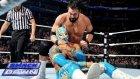 Sin Cara vs Damien Sandow l Smackdown 28 Mart 2014