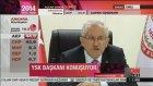 YSK Başkanı'ndan ''Fark'' Açıklaması