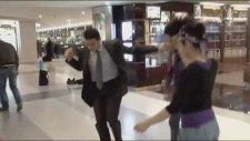 Beirut Duty Free Rocks Airport - Dabke Dance