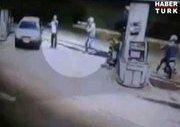 Hırsızı Böyle Vurdu