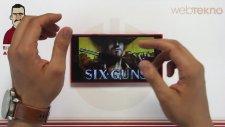 Teknolojiye Atarlanan Adam - Six Guns