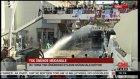 YSK Önünde Bekleyen CHP'lilere Toma'lı Müdahale