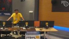 DotA 2 Turnuva Alanı Maçlar Öncesi (ProVG Turkcell Superonline Merlinin Kazanı)