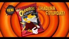 Yeni Cheetos Çıtırdak