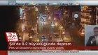 Şili'de 8.2 Büyüklüğünde Deprem