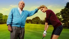Kate Upton Ünlü Golfçü Arnold Palmer İle Golf Oynarsa