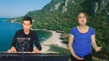 Piyanist ve Senfonik Türküler BAĞLAMAM VAR ÜÇ TELLİ Vokal: ECE Senfoni Senfonisi Bağlama Saz Muğla T