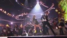 Taylor Swift 'ı Knew You Were Trouble' I Brıts 2013 I Offıcıal - Hd