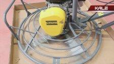 Atlas Copco - BG 370 - Perdah Makinası Kullanımı