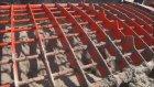 Kubota U55 Mini Ekskavatör Çimento Mikseri Çalışma Görüntüleri