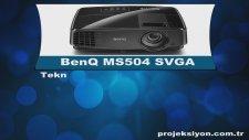 BenQ MS504 SVGA Projeksiyon - Dikey Teknoloji