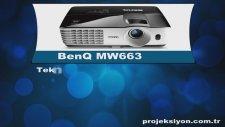 BenQ MW663 Projeksiyon - Dikey Teknoloji