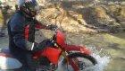 Motorculardan Arazi Sürüşü