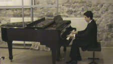 Solo Klasik Batı Müziği Piyano Konseri Bach Prelüd Fügler No 9 Mi Majör Piano Piyanist Alman Besteci