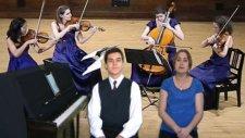 Akustik Piyano Yorum Ah Tuti-İ Mucize Guyem Resitali Senfoni Klasik Türk Müziği Enstrümantal Kılavye