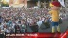 Caillou Ankara'yi salladı