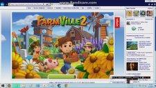 Farm Ville 2 Bahçe Çalma Ve Yem Hilesi