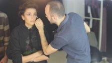 Özge Ulusoy Makyaj Uygulaması Rıfat Yüzüak