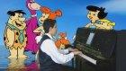 Çakmaktaş Çizgi Film Taş Devri Fon Müzikleri Çiz Çocuk Giriş Filmi Müzikleri Enstrumantal Animasyon