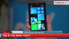 Windows Phone 8.1 Güncellemesi Tanıtımı Yapıldı