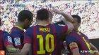 Alexis Sanchez Show Yaptı! Messi Gol Attı!